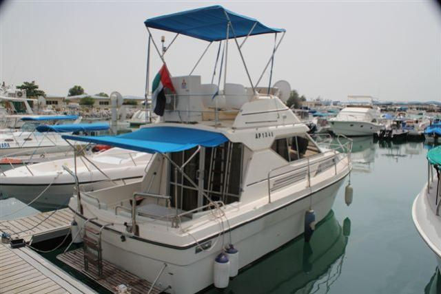 For Sale: Princess 30 DS, GRP motor yacht - AED 220000