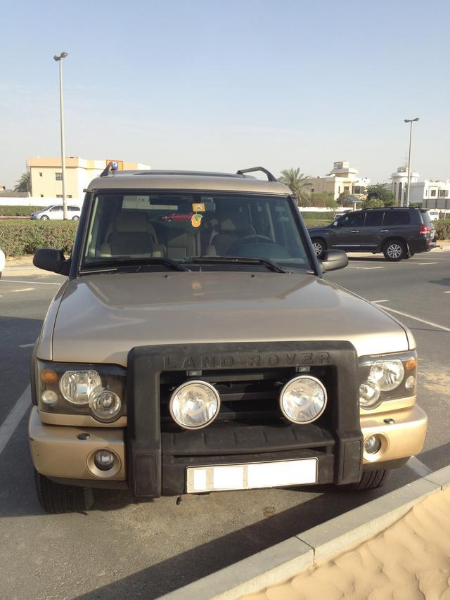 Dubizzle Dubai | Discovery: Land Rover Discovery 2004 Model For ...