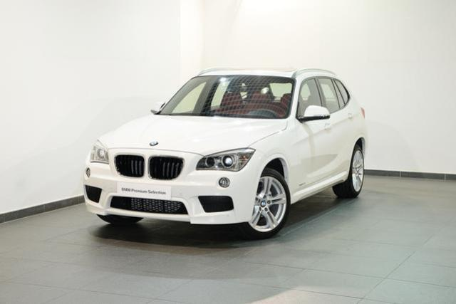 bmw x1 white m sport. Black Bedroom Furniture Sets. Home Design Ideas